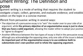 003 Slide Argumentative Writing Definition Essay Fearsome Wikipedia Define Format & Examples