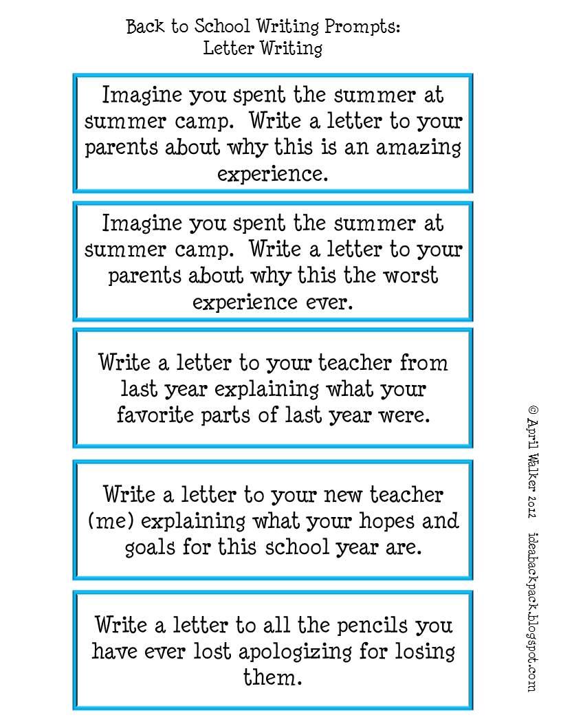 How to write an essay grade 4