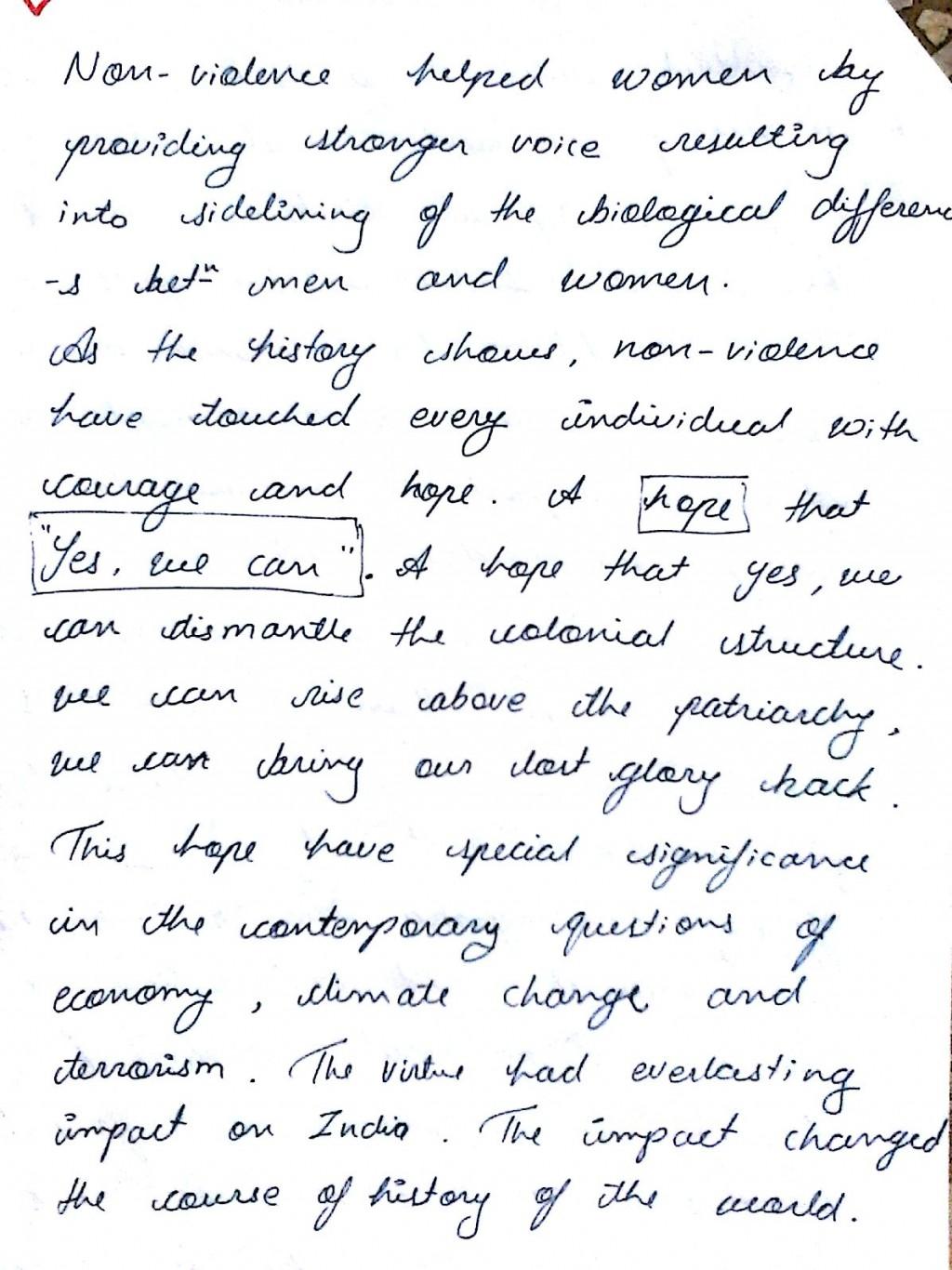 003 Terrorism Essay Example New Doc 20 8 Wonderful Topics In English War On Large
