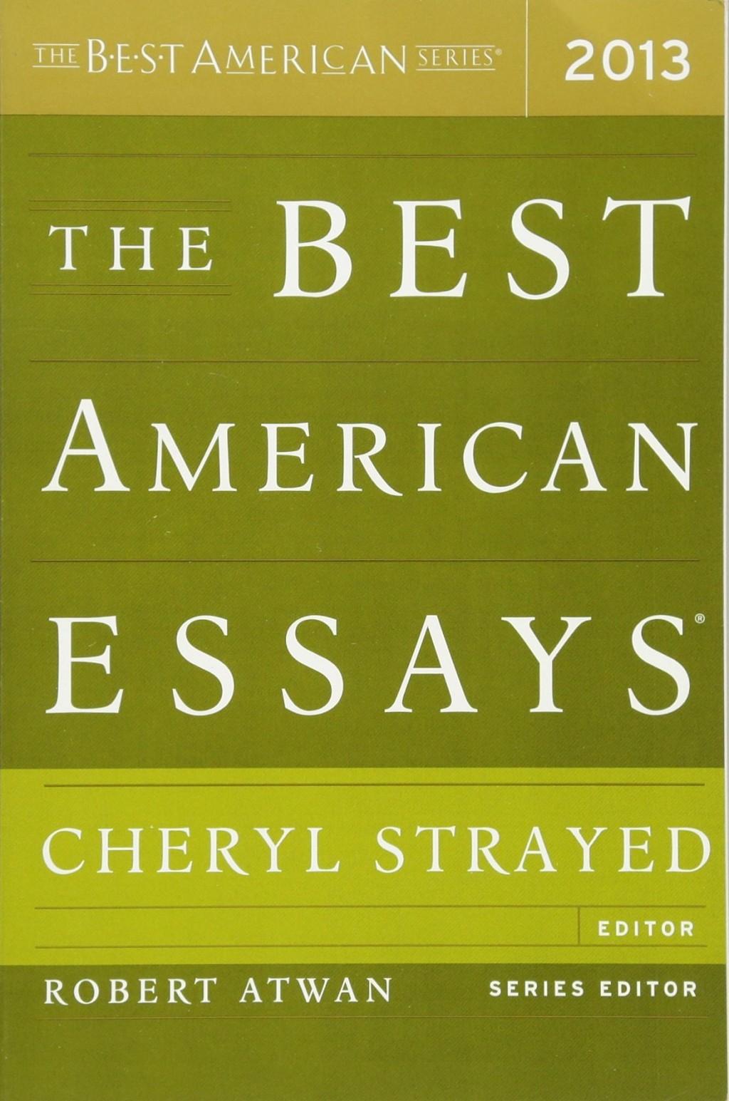 003 The Best American Essays 81nkls2j9vl Essay Wonderful 2013 Pdf Download Of Century Sparknotes 2017 Large