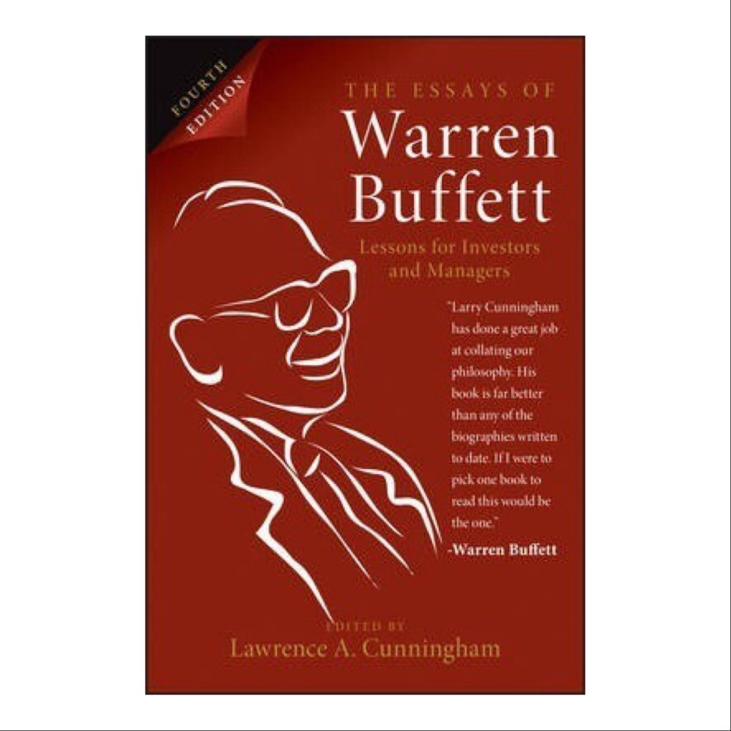 003 The Essays Of Warren Buffett Lessons For Investors And Managers 1524100501 7d4f23ba Essay Striking 4th Edition Free Pdf Large