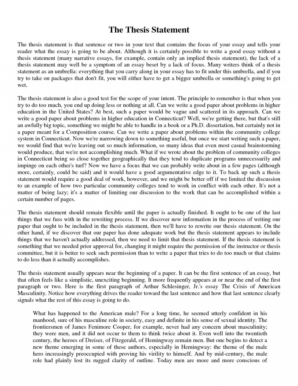 003 Thesis Statement Essay Lt1odxucuo Stirring Definition Examples For Argumentative Template Example Large