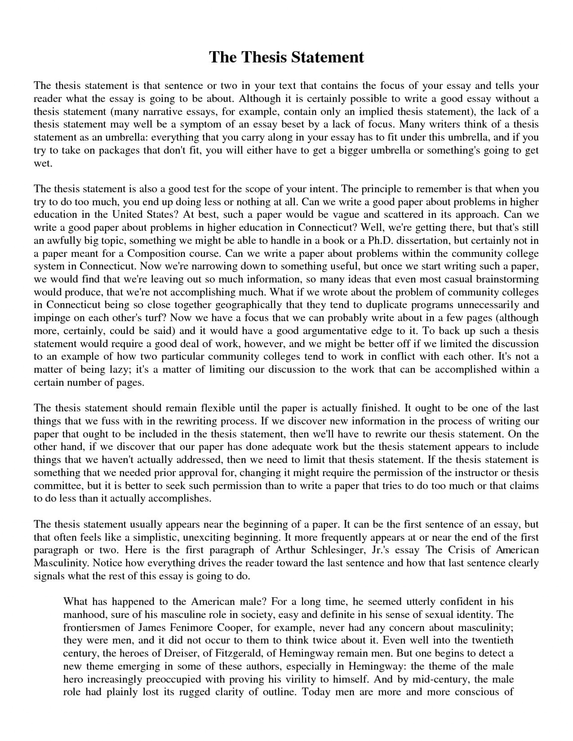 003 Thesis Statement Essay Lt1odxucuo Stirring Descriptive Examples Definition Structure 1920