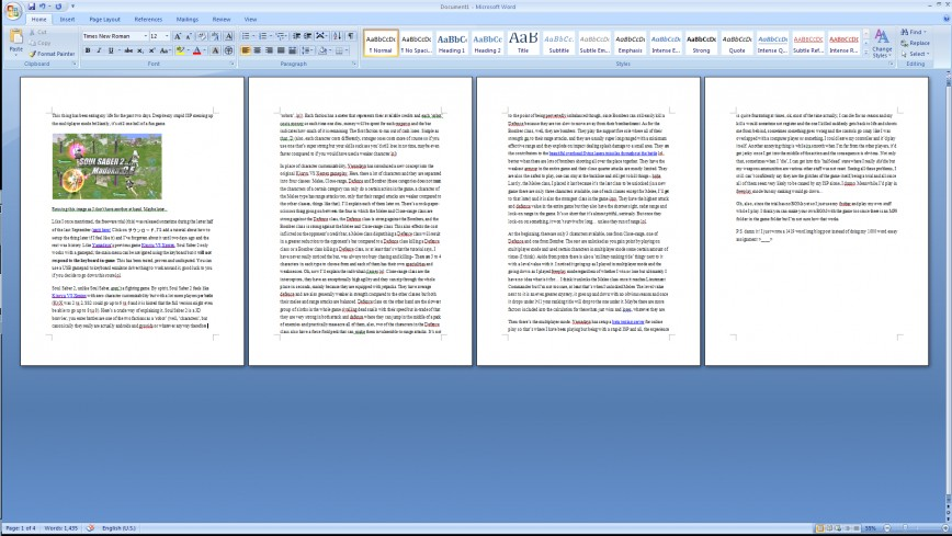 003 Word Essay Pages Dreaded 1000