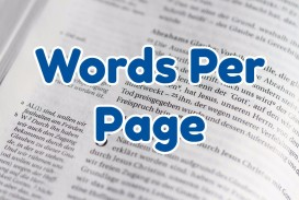 003 Word Essay Pages Words Per Page Awful 1500 Equals How Many