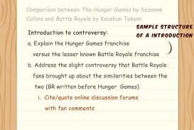 003 Write An Essay Introduction Step Version Samples Frightening Sample Tagalog Argumentative Format Template