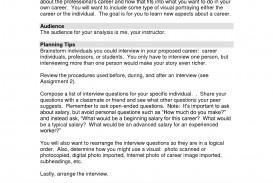 Profile essay topics