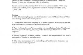 004 006676987 1 Modest Proposal Essay Exceptional Conclusion Topics Prompts