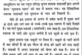 004 10070 Thumb Essay Example My Favourite Place In Surprising India Favorite Tourist Hindi