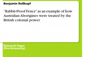 004 282790 0 Essay Example Rabbit Proof Fence Film Top Review 320