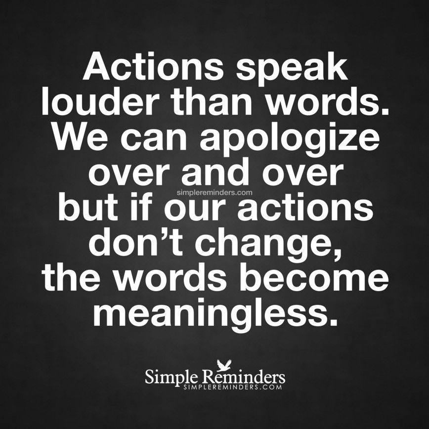 004 Action Speaks Louder Than Words Essay Surprising Actions Speak Pdf Outline