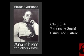 004 Anarchism And Other Essays Essay Example Incredible Emma Goldman Summary Mla Citation