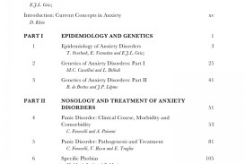 004 Anxiety Disorders Anintroductiontoclinicalmanagementandresearchericjlgriez Essay Example Sample On Stress Awesome Management