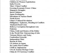 004 Argument Topics 2013 Photo Essay In List Marvelous A