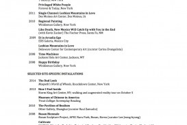 004 Artist Resume 11 Trail Of Tears Essay Fantastic Dbq Thesis Writing Prompt
