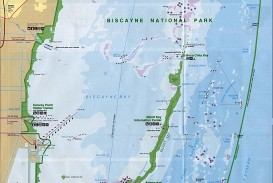 004 Biscayne National Park Map Essay Wonderful 320