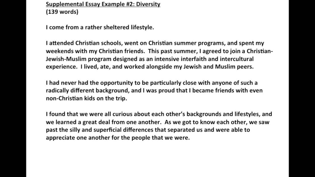 004 Diversity College Essay Example Staggering And Inclusion Statement Large