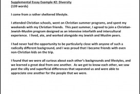 004 Diversity Essay Example Incredible Examples Med School Medical Sample Purdue