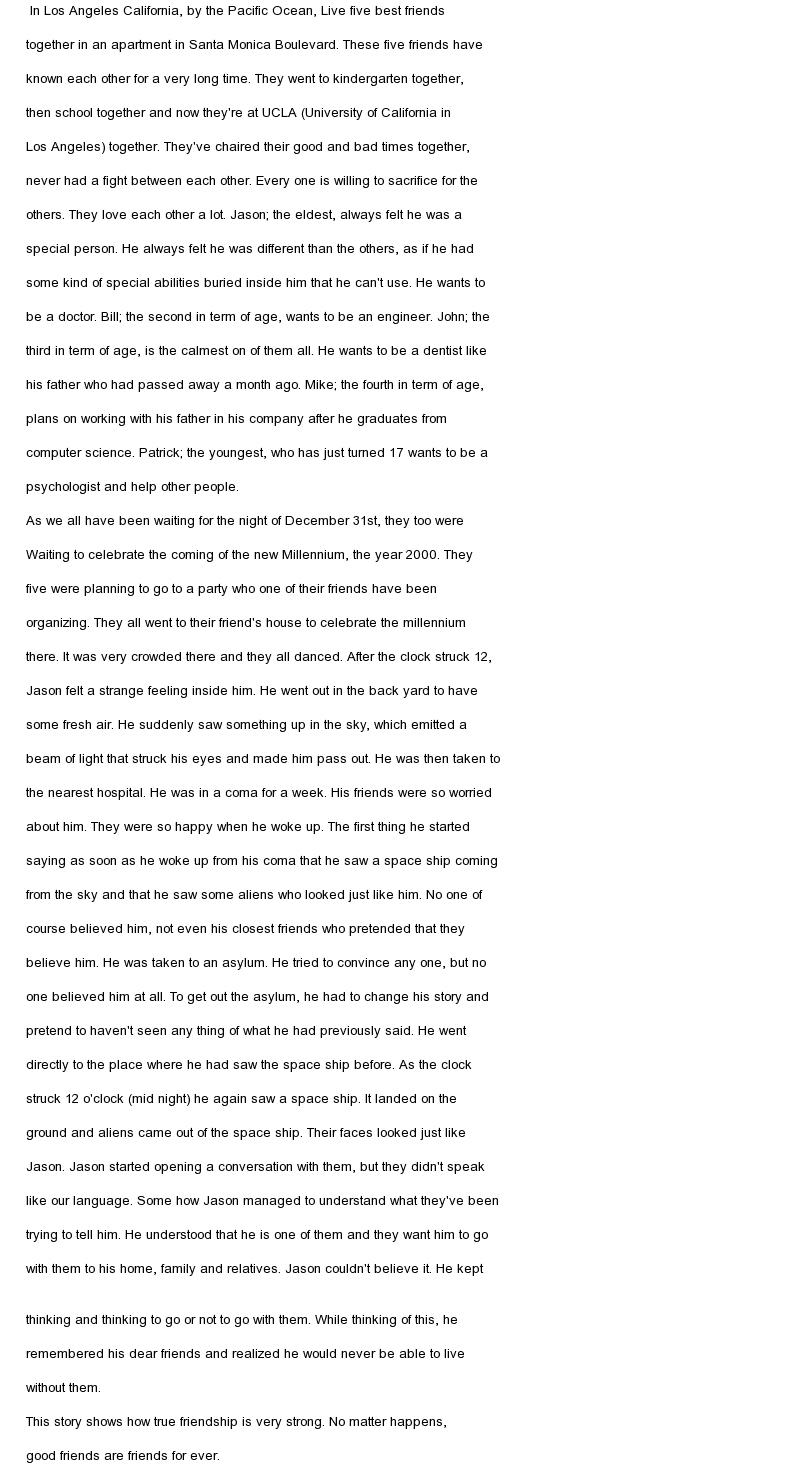 004 Do Aliens Exist Persuasive Essay Alien Sample Essays Beautiful Full