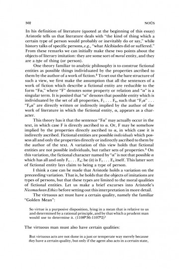 004 Essay Definition In Literature Aristotle Of Poetry By Robert J Yanal Astounding Define Familiar Personal Review 360