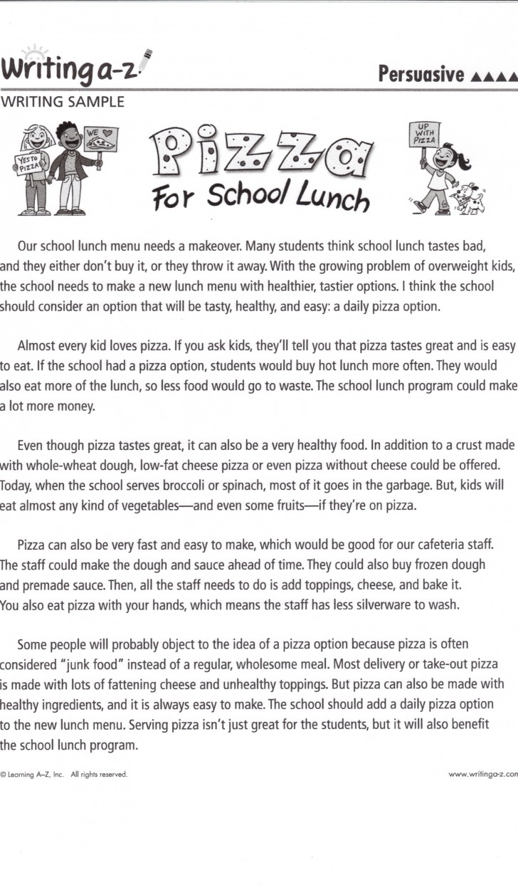 004 Essay Example 20102093b343b4120pm20fluent Opinion About Fast Unbelievable Food Is A Good Alternative To Cooking For Yourself Restaurants 728