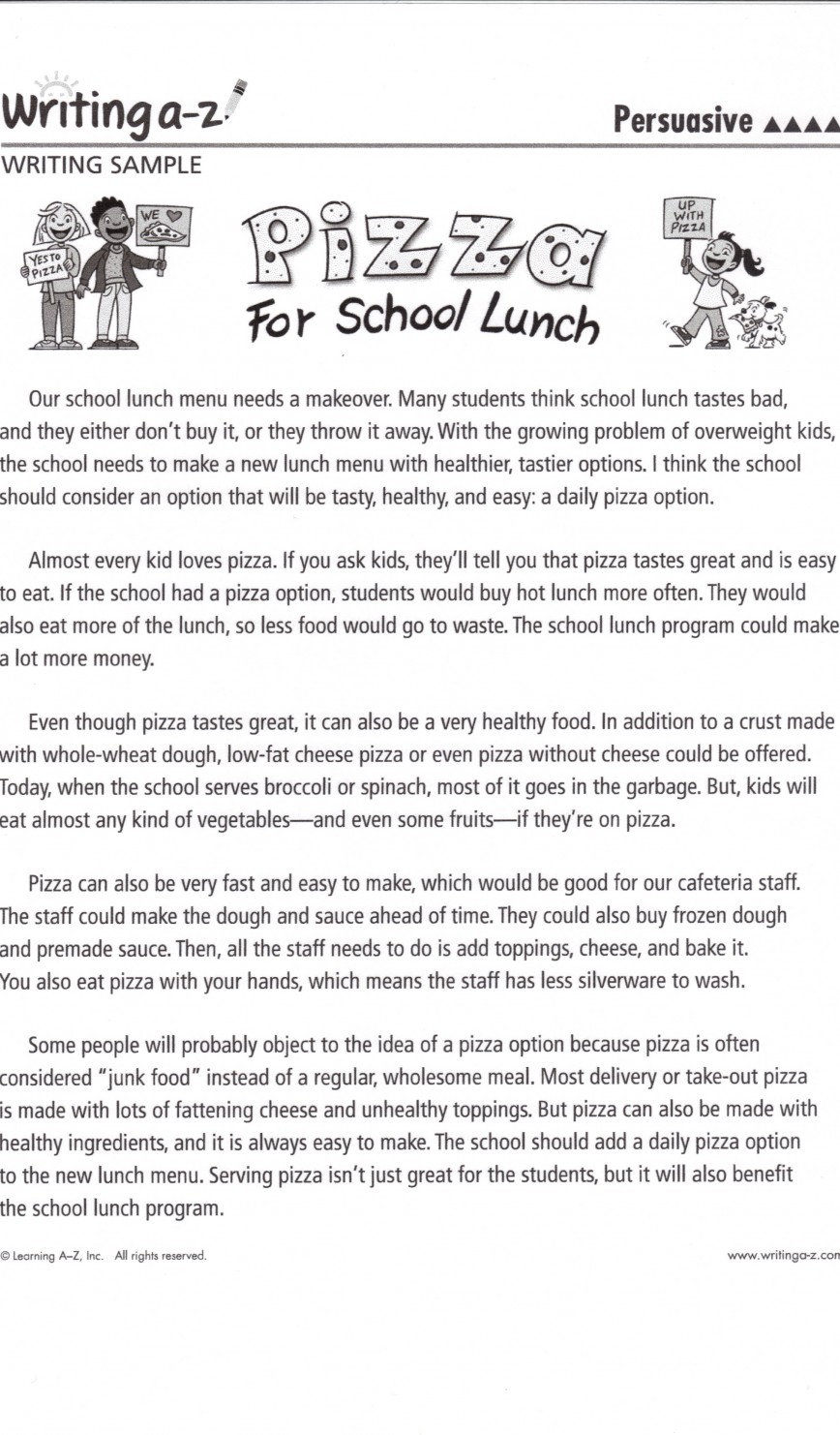 004 Essay Example 20102093b343b4120pm20fluent Opinion About Fast Unbelievable Food Is A Good Alternative To Cooking For Yourself Restaurants 868