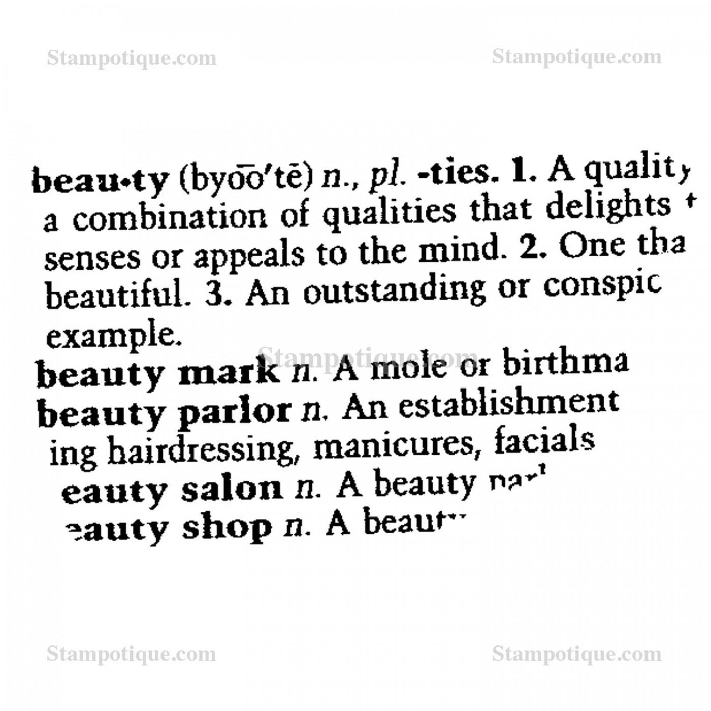 Inner beauty essay
