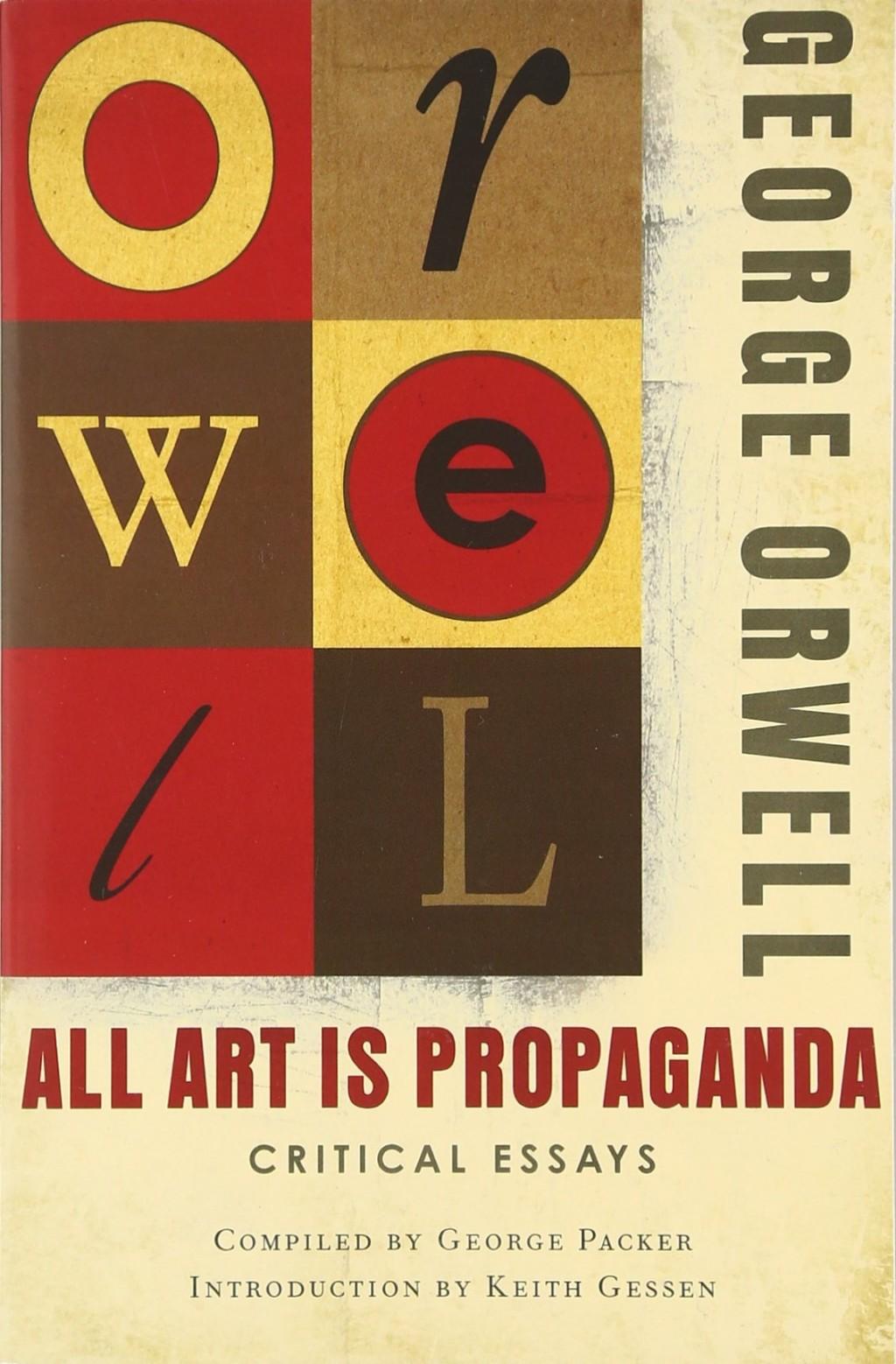 004 Essay Example 81lxm2g02fl George Orwell Frightening Essays Everyman's Library Summary Bookshop Memories Large