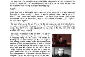 004 Essay Example Angry Men 12angrymencomparison Thumbnail Impressive 12