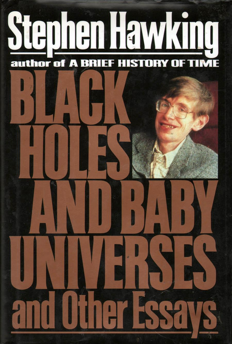 004 Essay Example Black Holes And Baby Universes Other Unique Essays Review Ebook Free Download Amazon Full