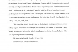 004 Essay Example Caitlin Teague Unique Georgia Imposing Tech Samples Ga Essays