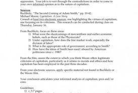 004 Essay Example Capitalism 007998055 1 Breathtaking Topics Question Pdf