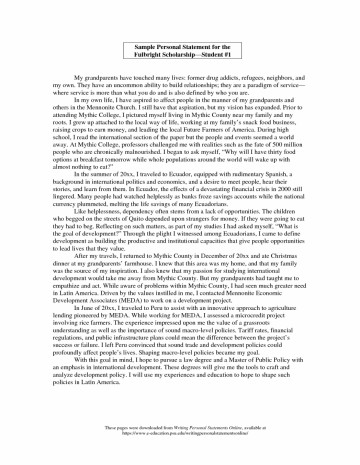 How to write the introduction of a reflection paper