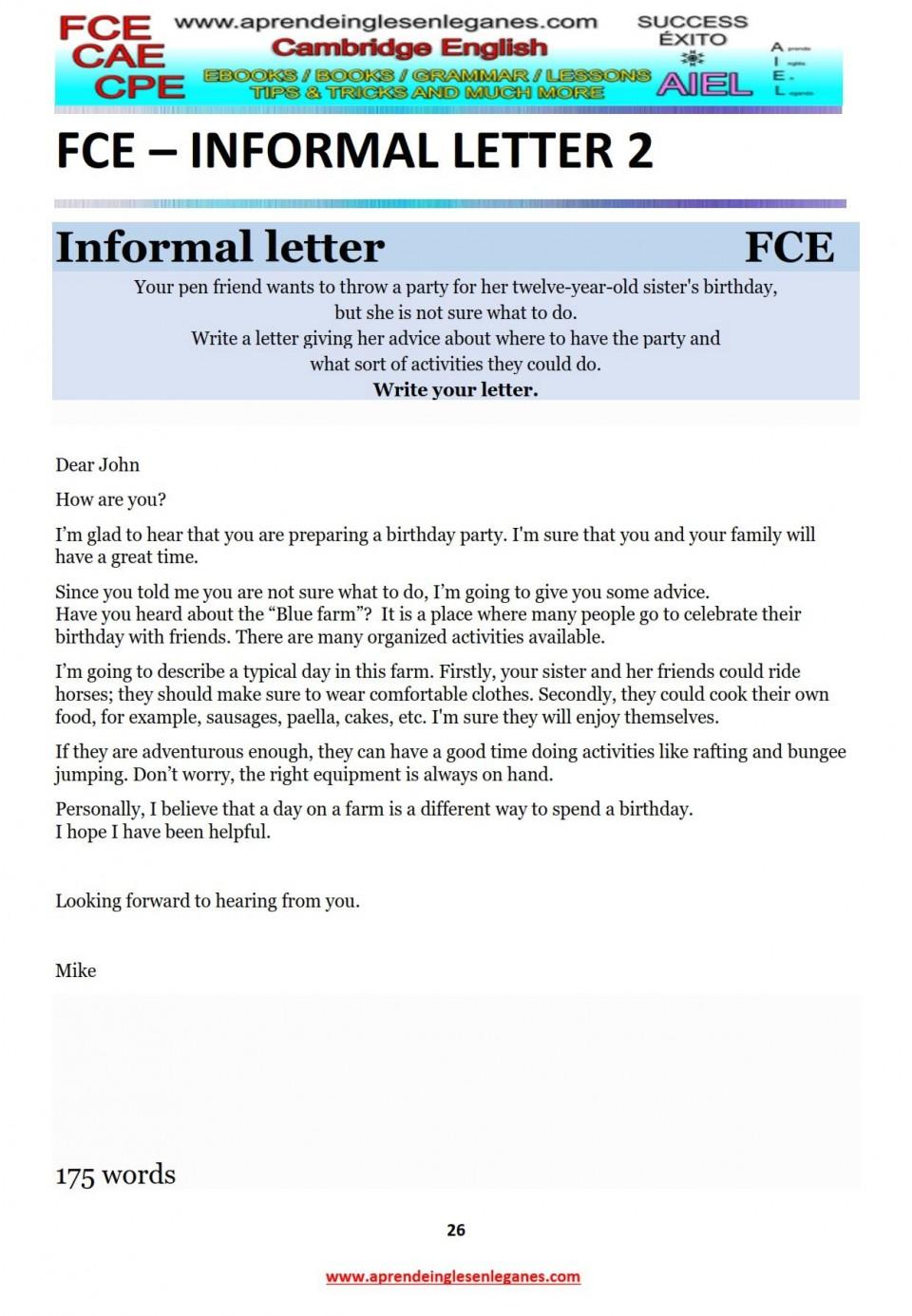 004 Essay Example Como Hacer Unique Un Escribir En Ingles B2 C1 B1 960