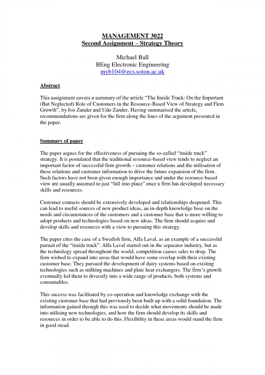 004 Essay Example Examples Of Summary Essays Goal Blockety Co Best Photos Synopsis Paper L How To Write Critical Response Introduction Sample Writing An Article Workshop Frightening A Movie Reflection Review For College