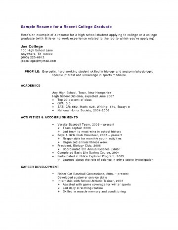 004 Essay Example High School Experience Free Dreaded 360
