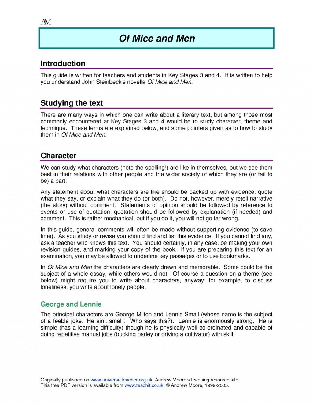 004 Essay Example How To Write An On Characterization Lesson Plan Writing Outlining Analysis X Characters Paper Astounding A Research Large