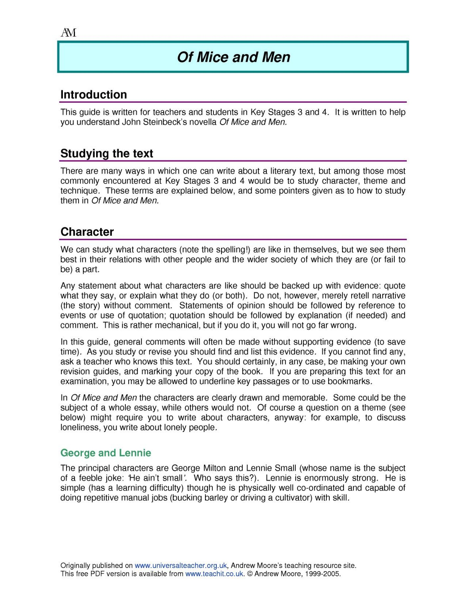 004 Essay Example How To Write An On Characterization Lesson Plan Writing Outlining Analysis X Characters Paper Astounding A Research 1920