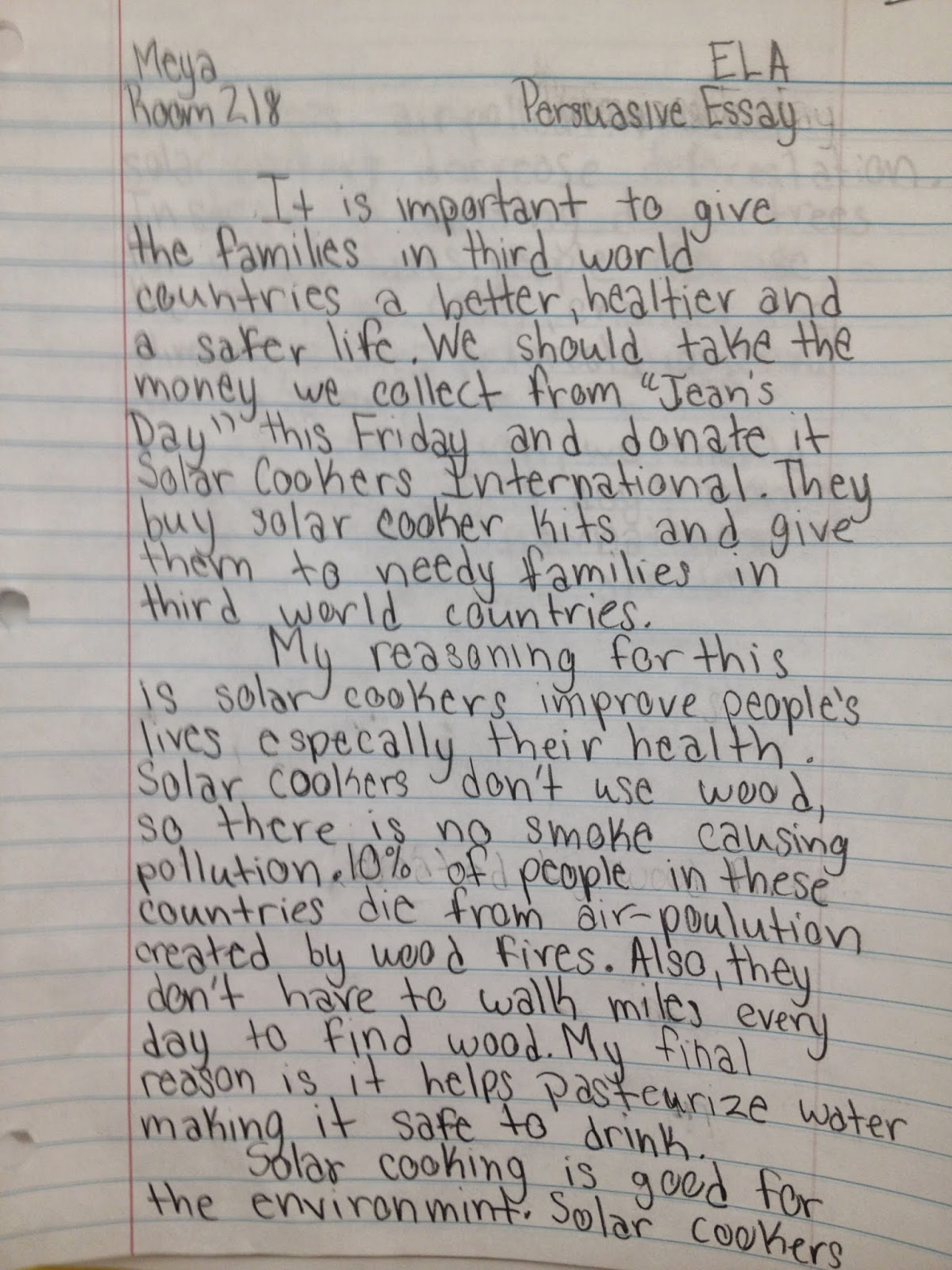 004 Essay Example Img 3373 Essays For Grade Awesome 8 English 8th Graders Narrative 1920