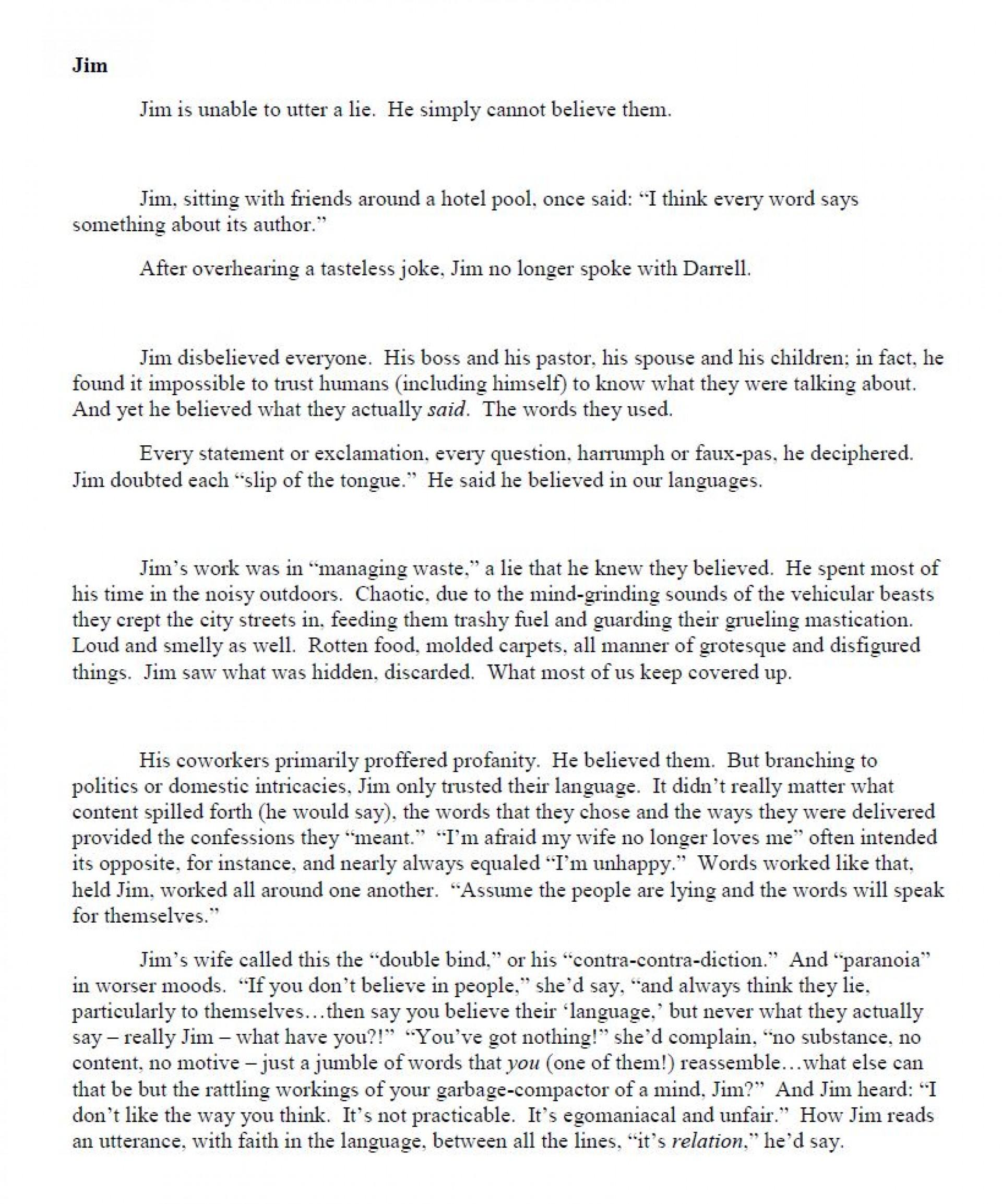 004 Essay Example Jim P1 Childhood Top Memory Ideas Earliest My Memories 1920