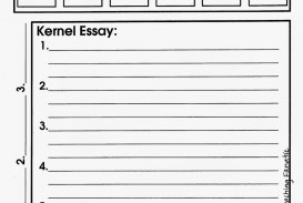 004 Essay Example Kernel Staggering Pdf Video Text Structures