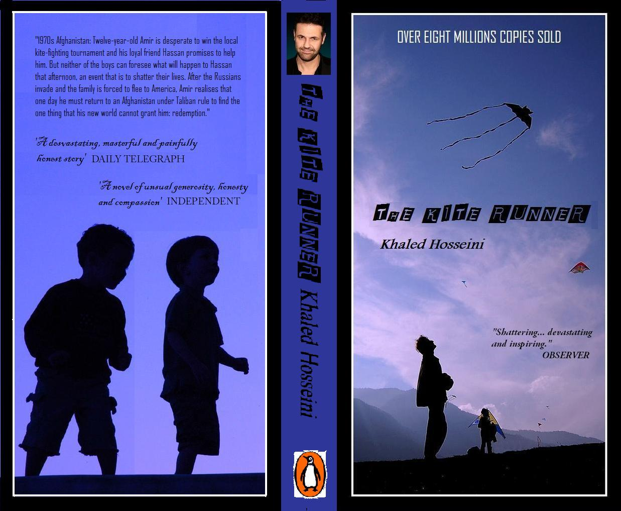 004 Essay Example Kite Runner Book Cover2 The Shocking Betrayal And Redemption Full