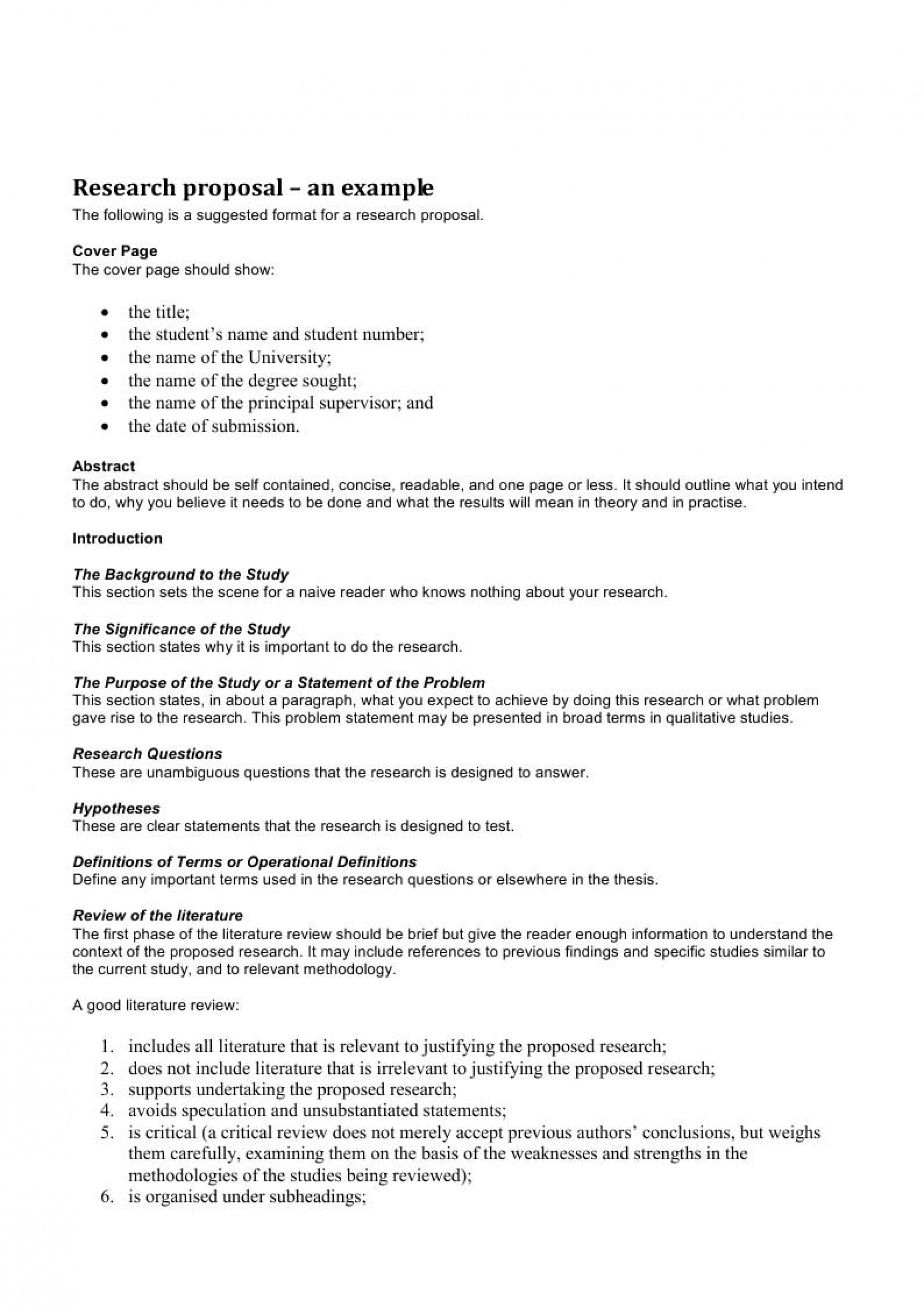 004 Essay Example Lemon Clot Research Proposal Unusual Reddit 1920