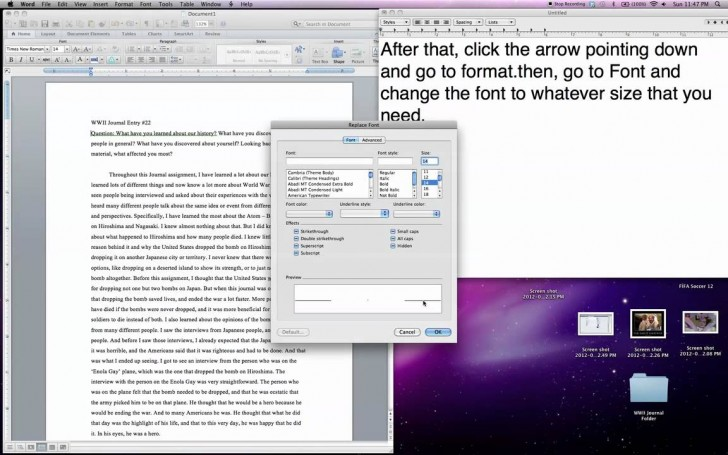 004 Essay Example Maxresdefault How To Make Look Exceptional Longer Period Your Trick An On Google Docs 728