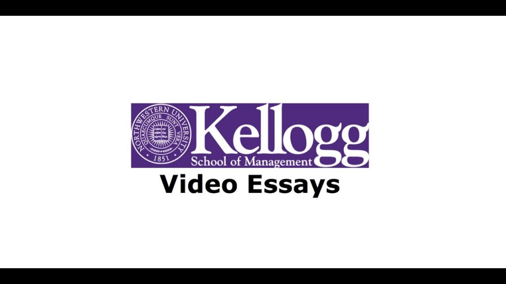 004 Essay Example Maxresdefault Kellogg Video Staggering Tips Large