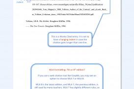 004 Essay Example Mla Format Model Paper Rare Style Pdf