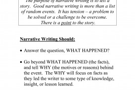 004 Essay Example Narrative Unbelievable Ideas Topics 6th Grade For College Students High School