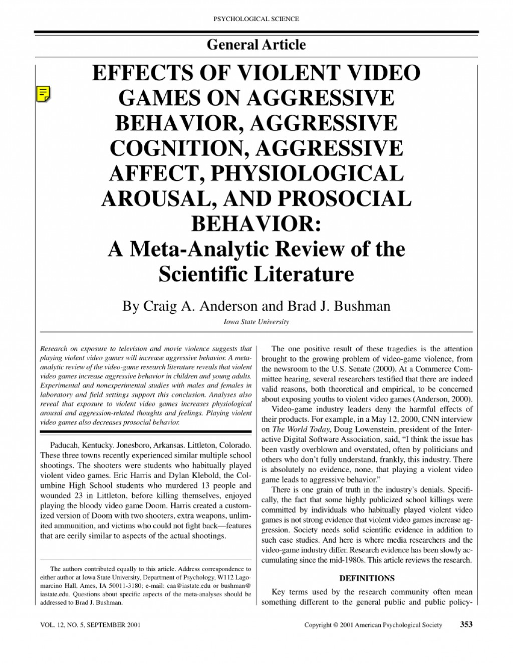004 Essay Example Negative Effects Of Video Games Top 10 The Good And Bad Positive Pdf Large