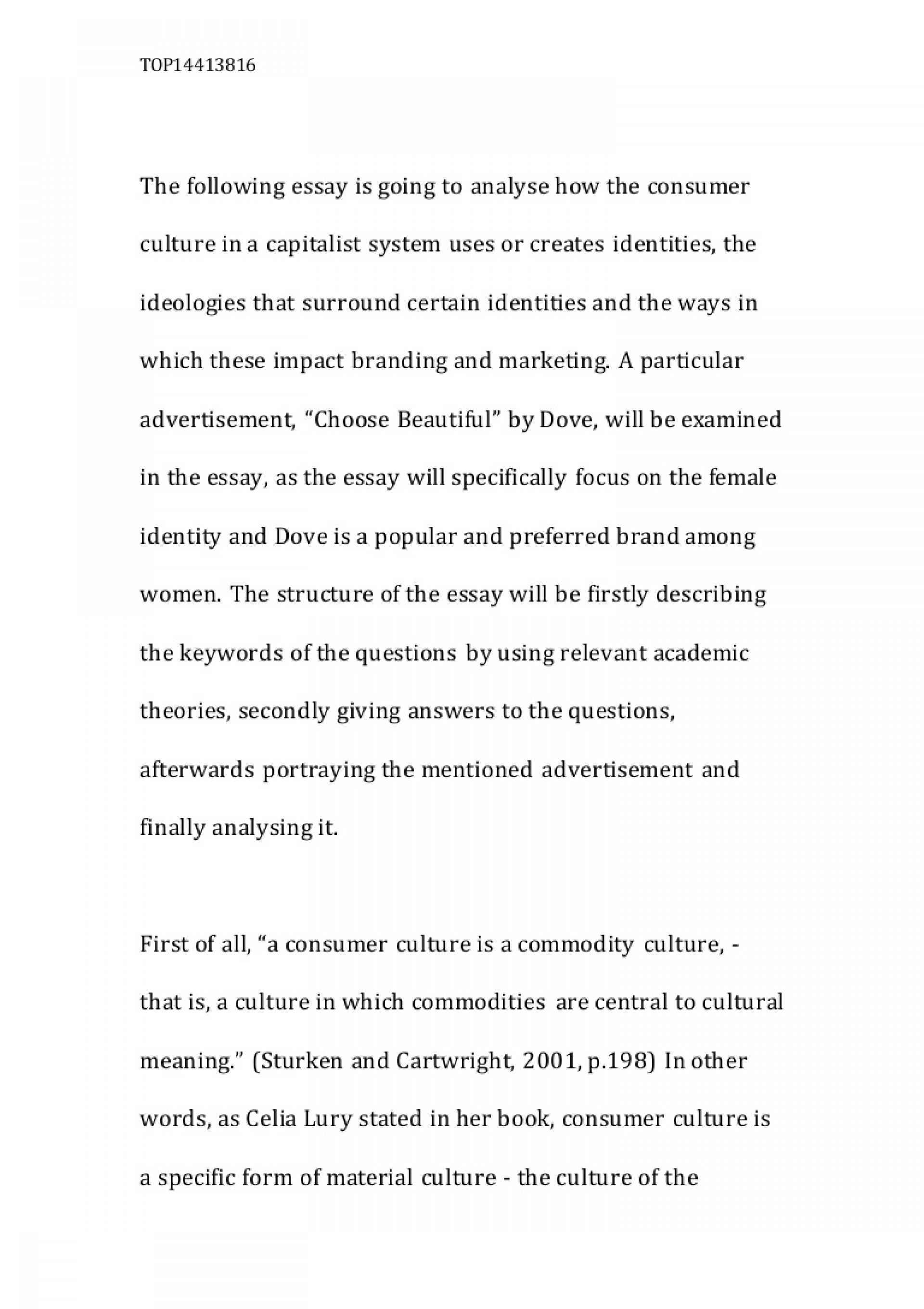 004 Essay Example On Culture Lva1 App6892 Thumbnail Rare College Shock Over Cultural Identity Pakistani Pdf 1920