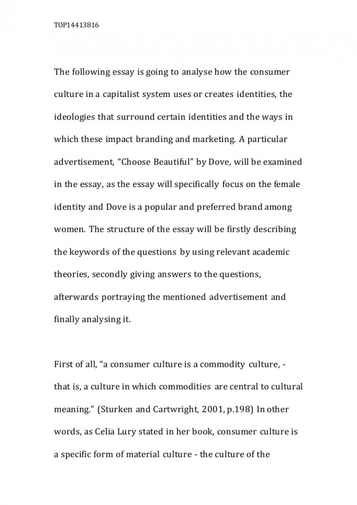 004 Essay Example On Culture Lva1 App6892 Thumbnail Rare College Shock Over Cultural Identity Pakistani Pdf 728